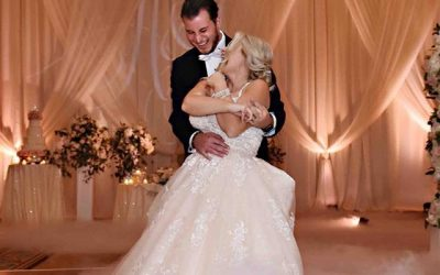 Real Events: Ashley+ John's Fairy Tale Wedding