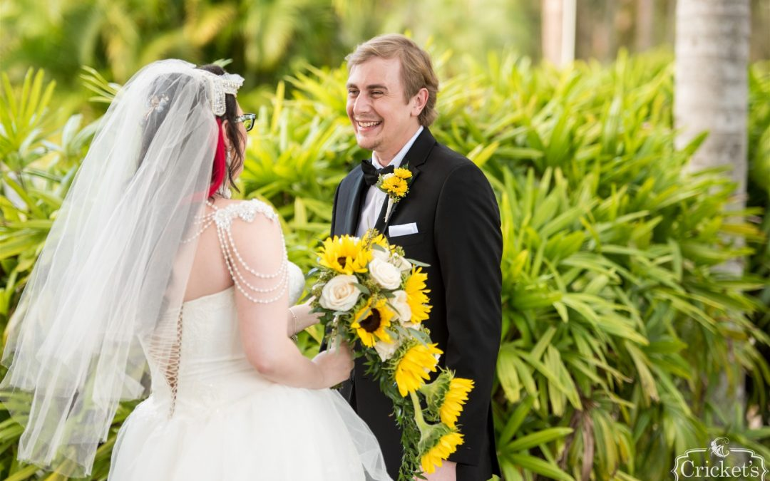 Real Events: Jesea + Evan's Wedding in Paradise