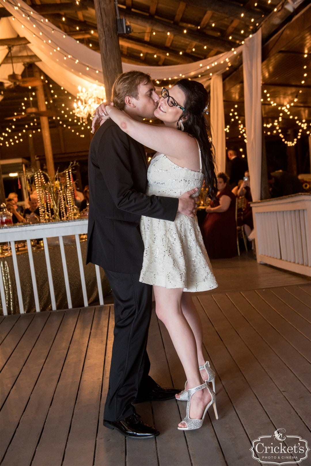 Jesea and Evan's first dance
