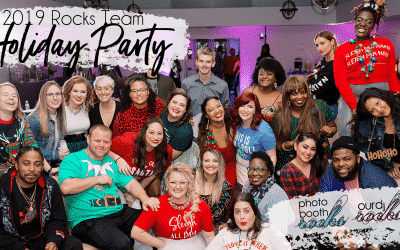 2019 Rocks Team Holiday Party (+ Playlist!)