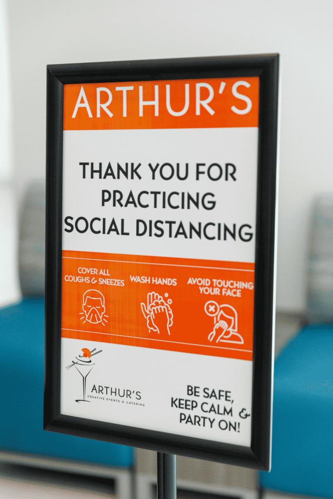 Arthur's Chef Open House Experience